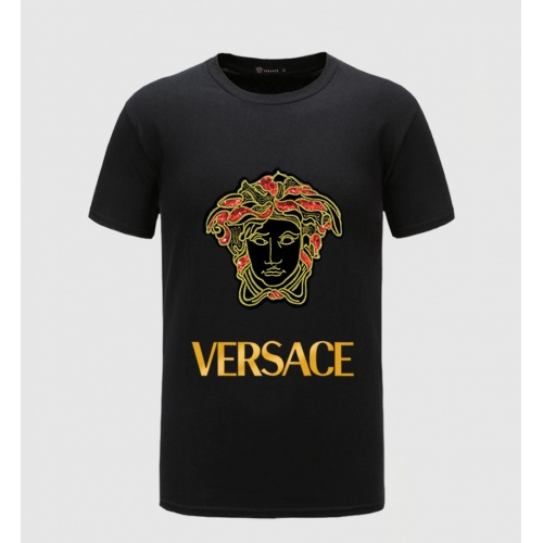 Versace T-Shirts Short Sleeved O-Neck For Men #771847