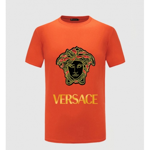 Versace T-Shirts Short Sleeved O-Neck For Men #771849