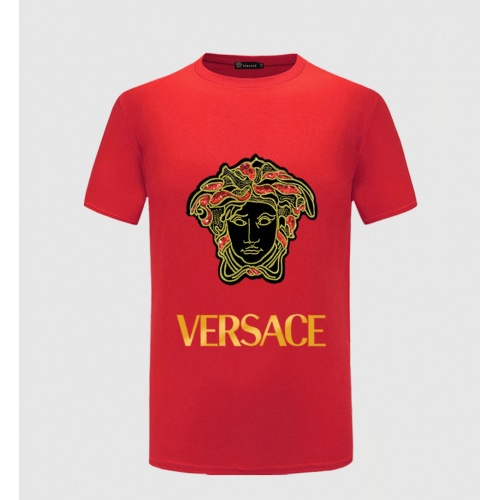Versace T-Shirts Short Sleeved O-Neck For Men #771850