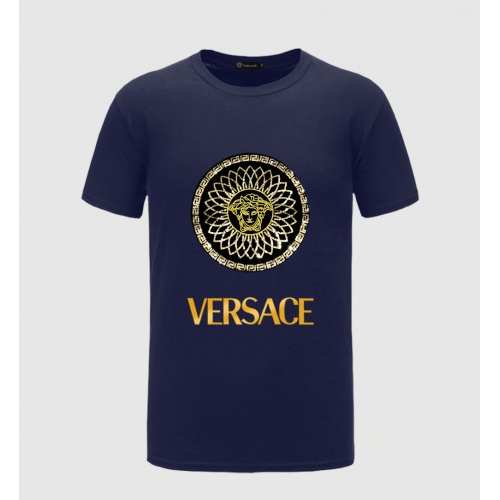 Versace T-Shirts Short Sleeved O-Neck For Men #771853 $26.19 USD, Wholesale Replica Versace T-Shirts