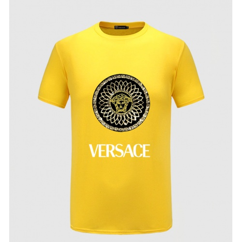 Versace T-Shirts Short Sleeved O-Neck For Men #771858