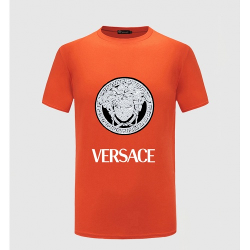 Versace T-Shirts Short Sleeved O-Neck For Men #771863
