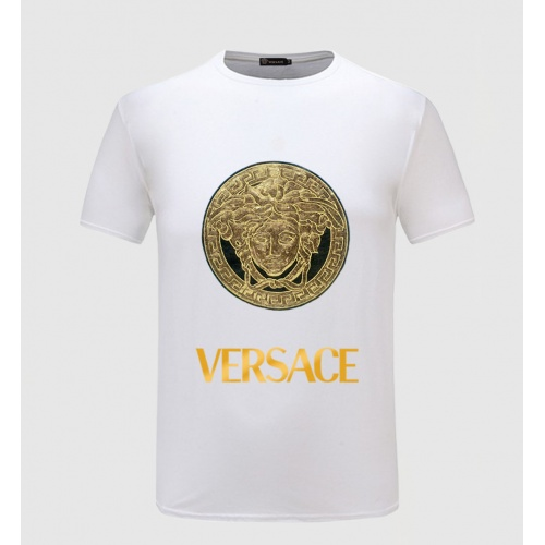 Versace T-Shirts Short Sleeved O-Neck For Men #771866