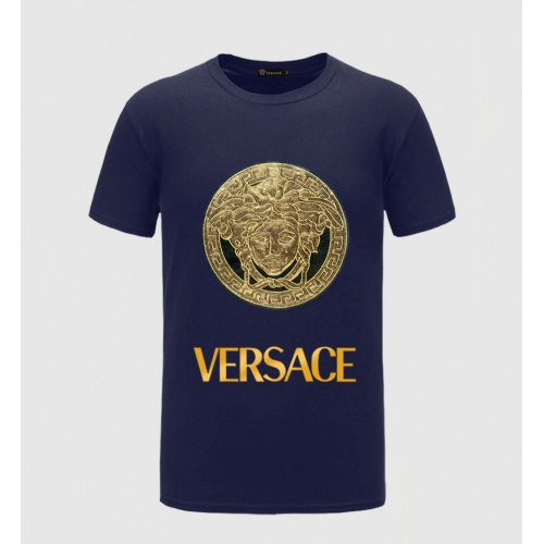 Versace T-Shirts Short Sleeved O-Neck For Men #771868