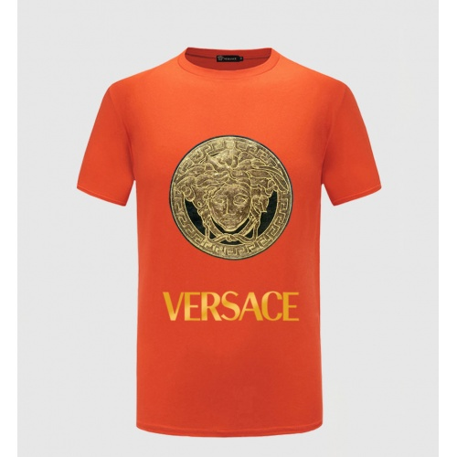 Versace T-Shirts Short Sleeved O-Neck For Men #771869