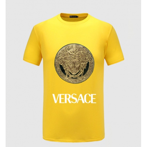 Versace T-Shirts Short Sleeved O-Neck For Men #771872