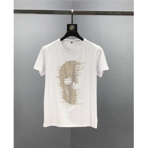Philipp Plein PP T-Shirts Short Sleeved O-Neck For Men #771890