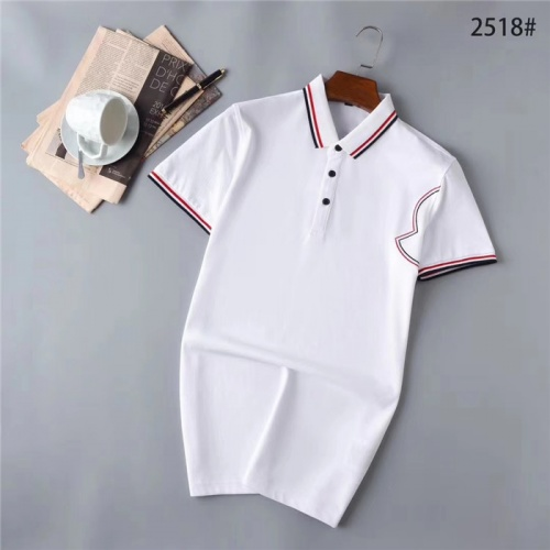 Moncler T-Shirts Short Sleeved Polo For Men #771924