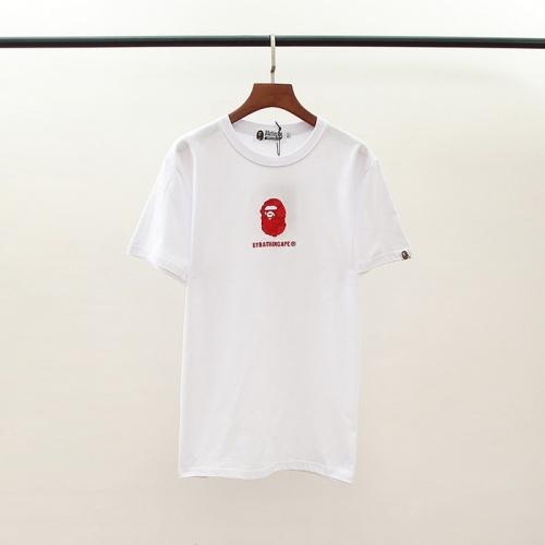Aape T-Shirts Short Sleeved O-Neck For Men #771930