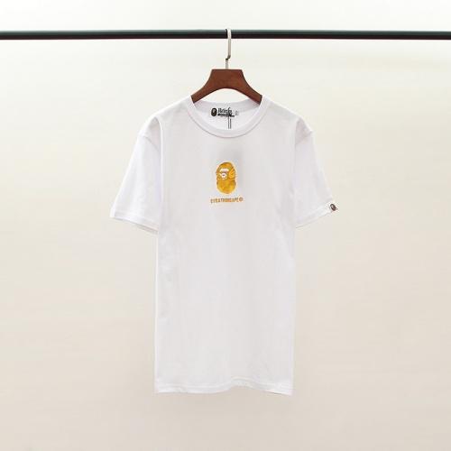 Aape T-Shirts Short Sleeved O-Neck For Men #771933
