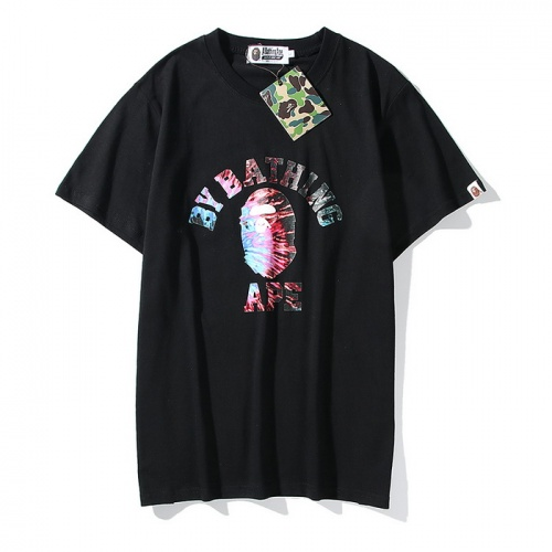 Aape T-Shirts Short Sleeved O-Neck For Men #771945 $24.25 USD, Wholesale Replica Aape T-Shirts