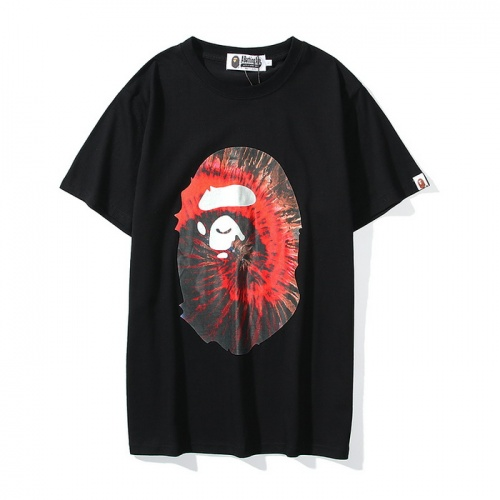 Aape T-Shirts Short Sleeved O-Neck For Men #771947 $24.25 USD, Wholesale Replica Aape T-Shirts