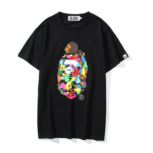 Aape T-Shirts Short Sleeved O-Neck For Men #771950 $24.25 USD, Wholesale Replica Aape T-Shirts