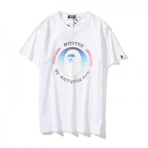 Aape T-Shirts Short Sleeved O-Neck For Men #771952 $24.25 USD, Wholesale Replica Aape T-Shirts