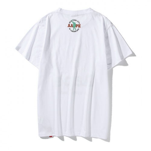 Replica Aape T-Shirts Short Sleeved O-Neck For Men #771956 $24.25 USD for Wholesale