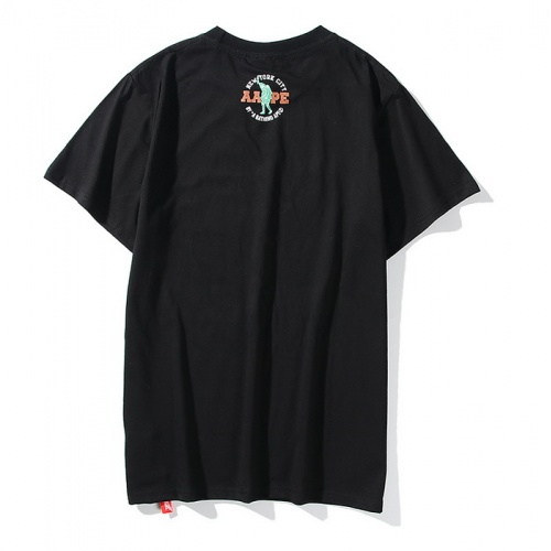 Replica Aape T-Shirts Short Sleeved O-Neck For Men #771957 $24.25 USD for Wholesale