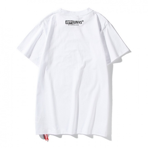 Replica Aape T-Shirts Short Sleeved O-Neck For Men #771960 $24.25 USD for Wholesale