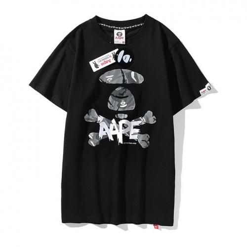Aape T-Shirts Short Sleeved O-Neck For Men #771961