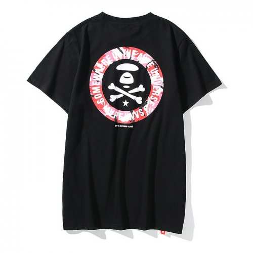 Replica Aape T-Shirts Short Sleeved O-Neck For Men #771962 $24.25 USD for Wholesale