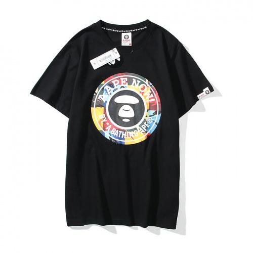 Aape T-Shirts Short Sleeved O-Neck For Men #771968
