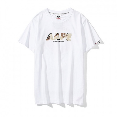 Aape T-Shirts Short Sleeved O-Neck For Men #771970 $24.25, Wholesale Replica Aape T-Shirts