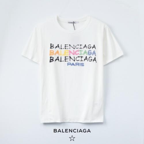 Balenciaga T-Shirts Short Sleeved O-Neck For Women #771972