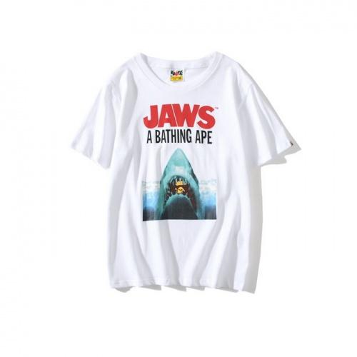 Bape T-Shirts Short Sleeved O-Neck For Men #771979