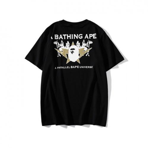Bape T-Shirts Short Sleeved O-Neck For Men #771984