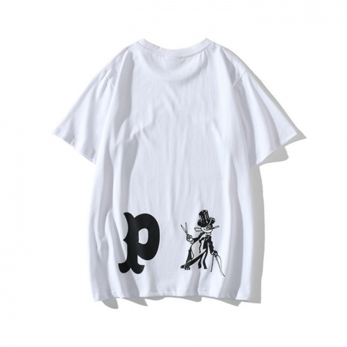 Replica Bape T-Shirts Short Sleeved O-Neck For Men #771993 $24.25 USD for Wholesale