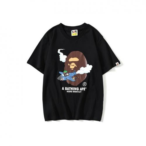 Bape T-Shirts Short Sleeved O-Neck For Men #772009