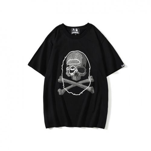 Bape T-Shirts Short Sleeved O-Neck For Men #772011 $26.19 USD, Wholesale Replica Bape T-Shirts