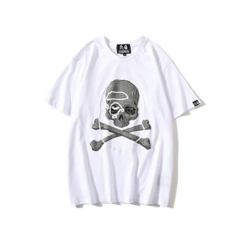 Bape T-Shirts Short Sleeved O-Neck For Men #772012 $26.19 USD, Wholesale Replica Bape T-Shirts