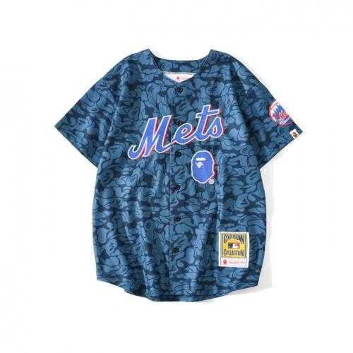 Bape T-Shirts Short Sleeved O-Neck For Men #772013