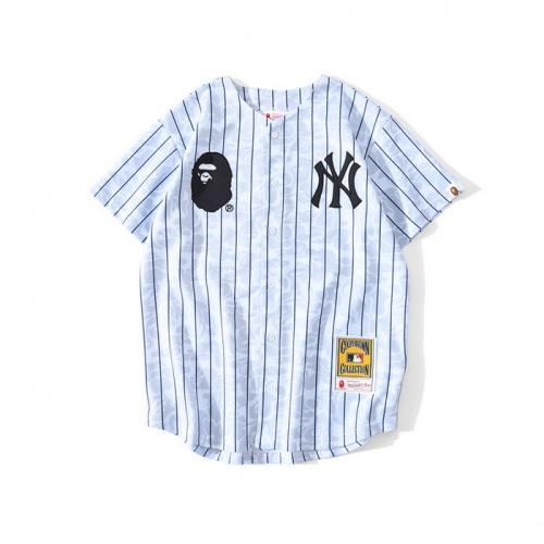 Bape T-Shirts Short Sleeved O-Neck For Men #772014