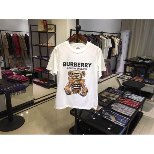 Burberry T-Shirts Short Sleeved O-Neck For Men #772132