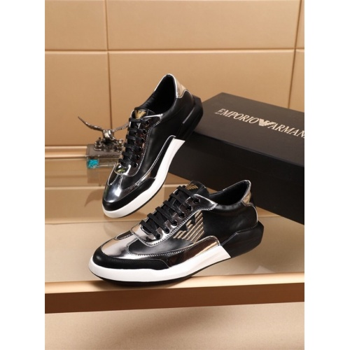 Armani Casual Shoes For Men #772193