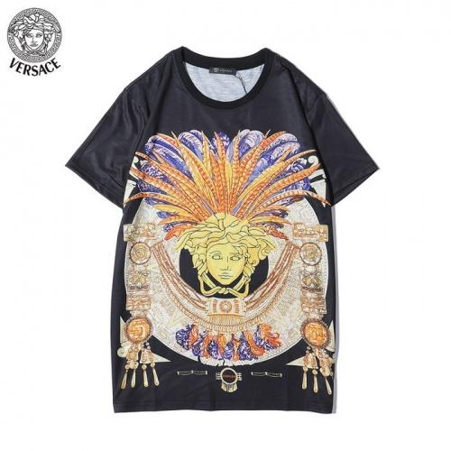 Versace T-Shirts Short Sleeved O-Neck For Men #772526