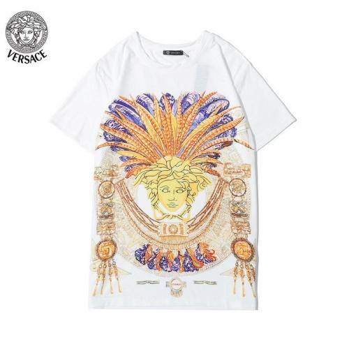 Versace T-Shirts Short Sleeved O-Neck For Men #772527