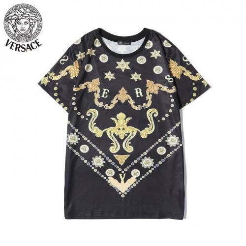 Versace T-Shirts Short Sleeved O-Neck For Men #772528