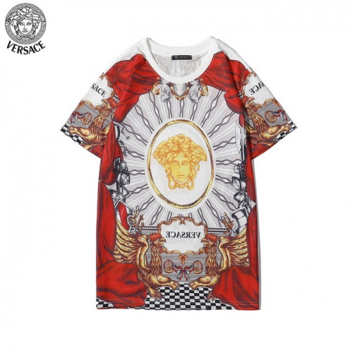 Versace T-Shirts Short Sleeved O-Neck For Men #772530