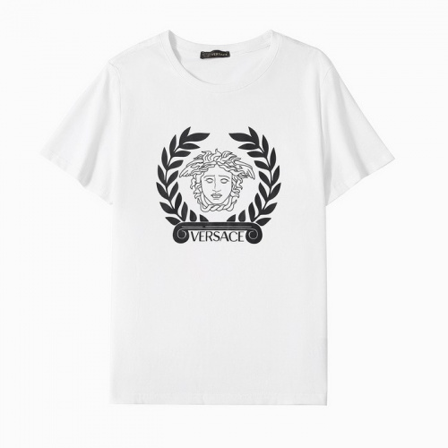 Versace T-Shirts Short Sleeved O-Neck For Men #772535