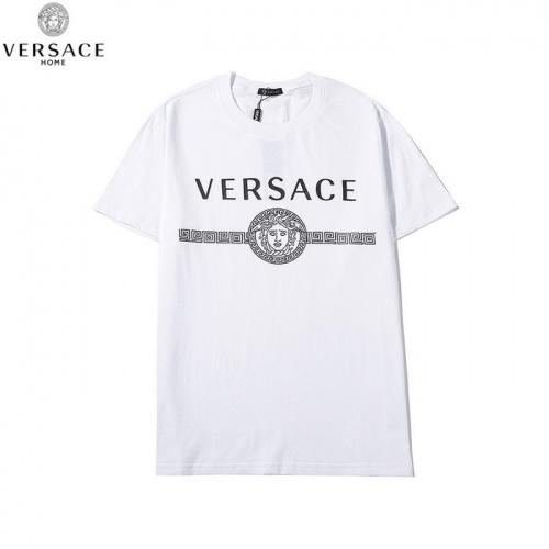 Versace T-Shirts Short Sleeved O-Neck For Men #772543