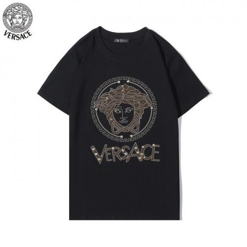 Versace T-Shirts Short Sleeved O-Neck For Men #772546