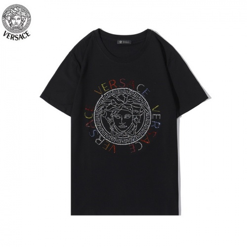 Versace T-Shirts Short Sleeved O-Neck For Men #772547