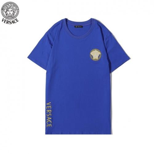 Versace T-Shirts Short Sleeved O-Neck For Men #772551