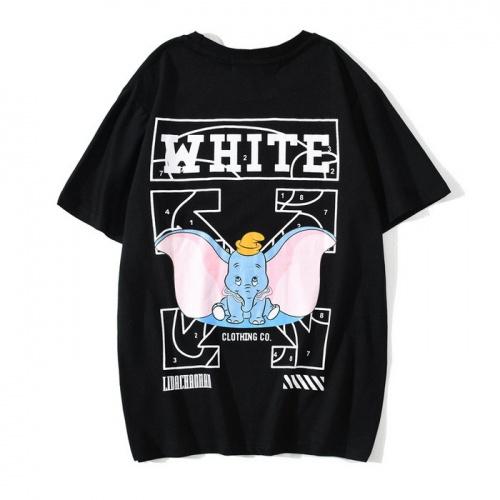 Off-White T-Shirts Short Sleeved O-Neck For Men #772613