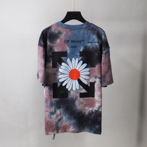 Off-White T-Shirts Short Sleeved O-Neck For Men #772635