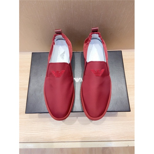 Armani Casual Shoes For Men #772766