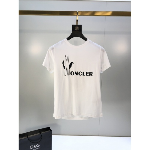Moncler T-Shirts Short Sleeved O-Neck For Men #772783