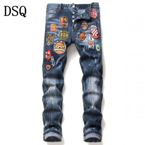 Dsquared Jeans Trousers For Men #772818